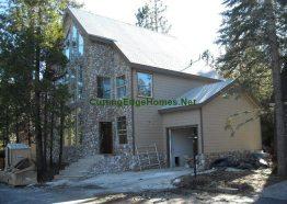 SmartPanels Wood: Snow Cabin – Arrowhead