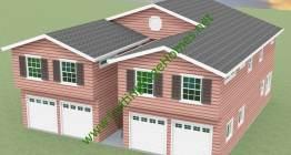 Multi-Family Washington Duplex