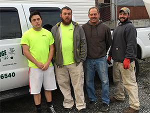 Cutting Edge Landscaping & Nursery, Inc Team