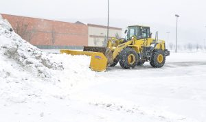 If you haven't yet planned your commercial snow removal plan, now it the time to start.