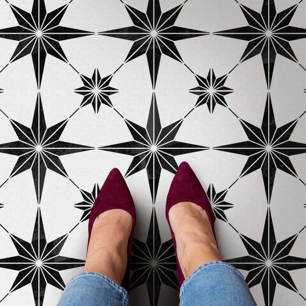 tile stencils for diy painted tiles