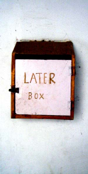 Letters for Later