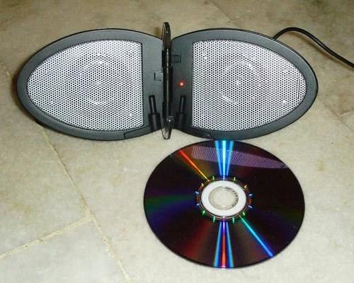 Tech-Com USB Speakers