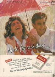 Wills cigarette ad 1994