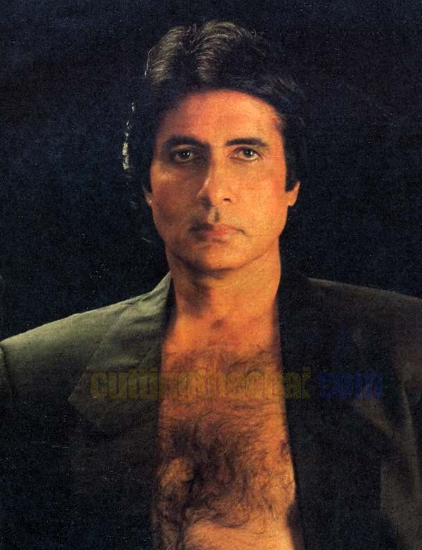 Amitabh Bachchan's Raam Jaane meets Anil Kapoor avatar