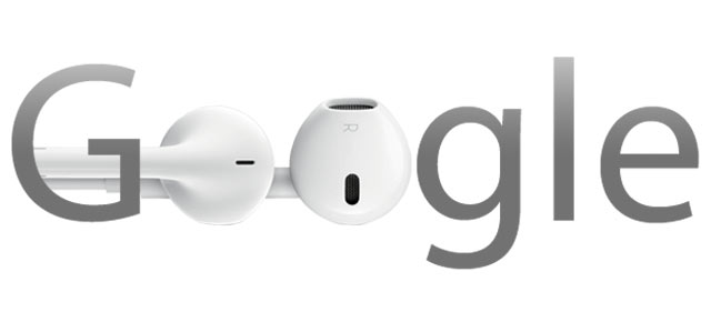 Apple iPhone 5 Google doodle
