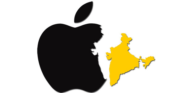 Apple and India