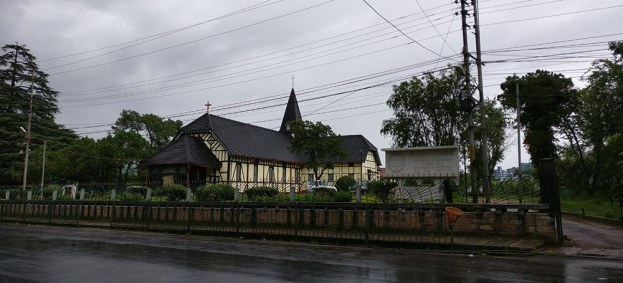 All Saints Cathedral, Shillong