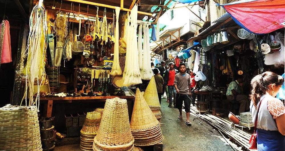 Iewduh/Bara Bazar, Shillong