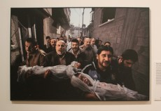 Foto ganadora del World Press Photo 2013. Obra de Paul Hansen