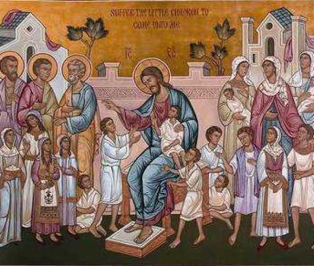 O Traditie Bisericeasca Spune Cum Intr O Zi Domnul Iisus Hristos Trecea Impreuna Cu Sfintii Sai Apostoli Pe Un Drum Si Au Vazut Un Olog