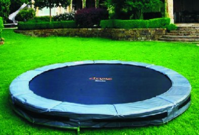 Avyna Pro-Line Trampoline- safer trampoline