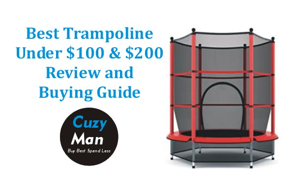 Best trampolines under $50, $100 and $200