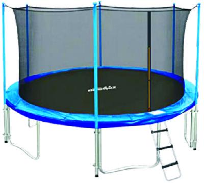 Zupapa 15 14 12 10 FT Trampoline for Kids