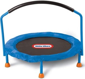 Little Talkies 3 Trampoline for toddlers