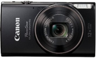 Canon PowerShot ELPH 360 Camecoder Under 200 Dollars