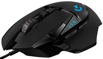 Logitech G502 HERO top 2022 mouse