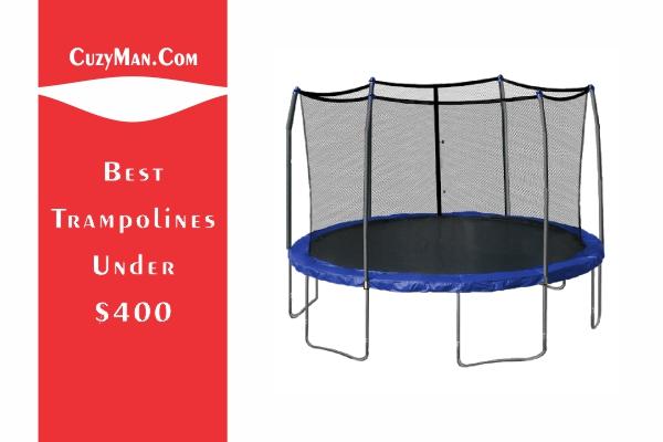 Best Trampoline under 400