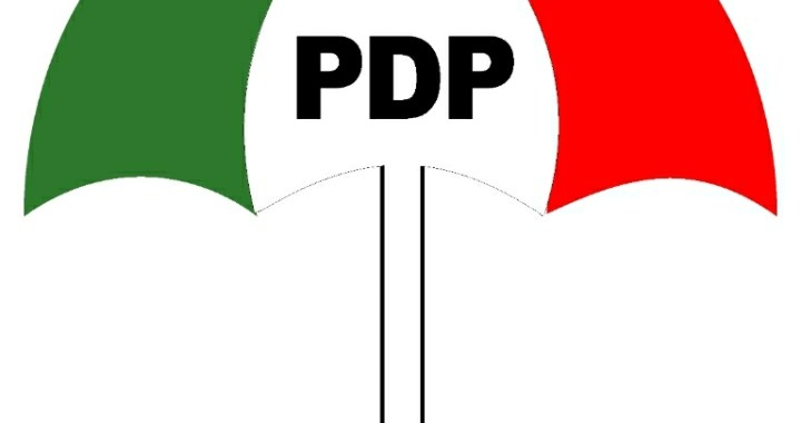 NEC Address By The PDP Chairman.