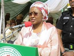Mrs Aisha Buhari is Not Cloned.