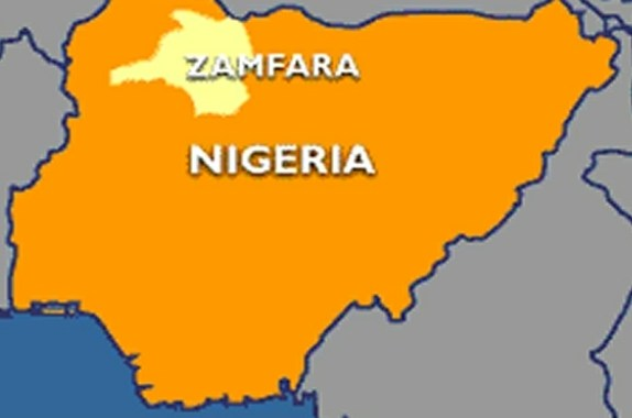 On Zamfara, on Yari.