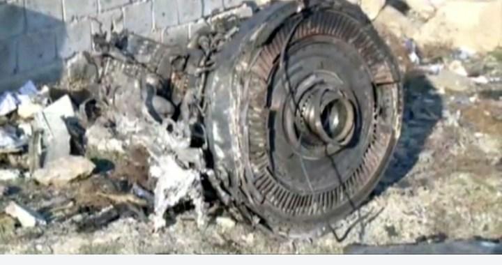 Iran Admits Shotting Down Ukrainian Passenger Airline.