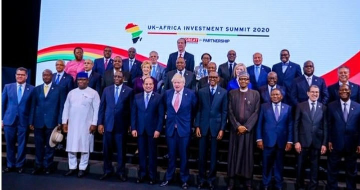 UK Africa Summit: Nigeria and Africa Have No Business Attending.