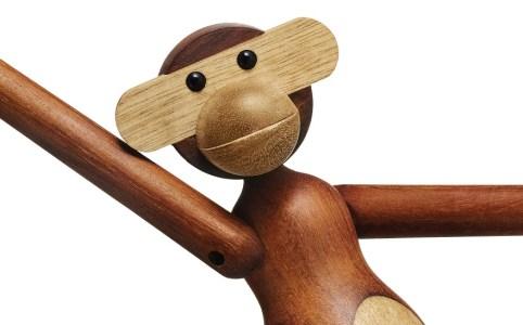 Monkey van Kay Bojesen