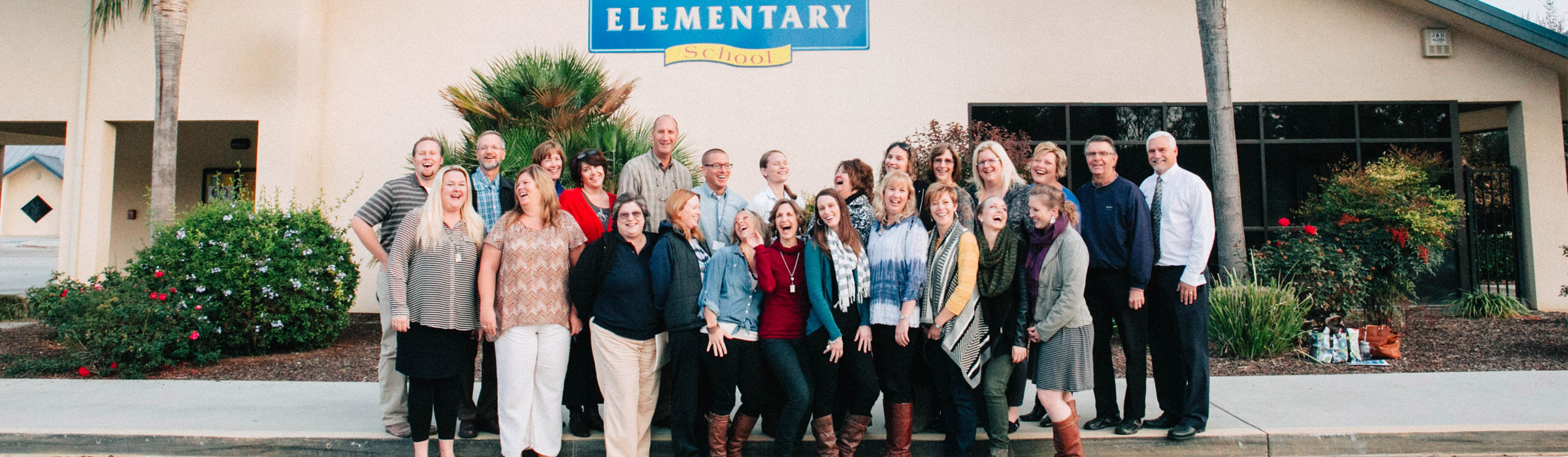 a0eb05fca0a elem faculty banner 3. Elementary faculty at Central Valley Christian School