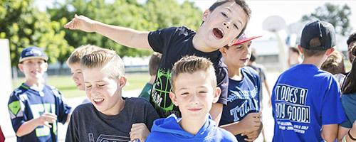 students after school activities CVC