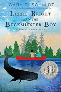 Lizzie Bright and Buckminster Boy Novel