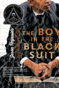 The Boy in the Black Suit Novel