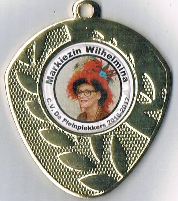 Markiezin Wilhelmina 17
