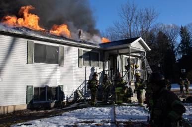 Structure Fire 62 MntView