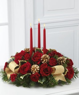 The FTD® Celebration of the Season™ Centerpiece Special