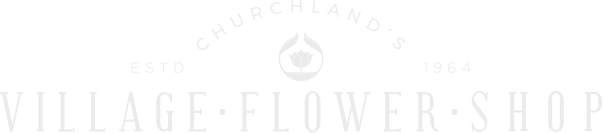 Churchlands Village Flower Shop Logo