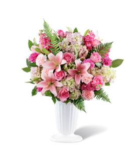 The FTD® Never-Ending Love™ Arrangement