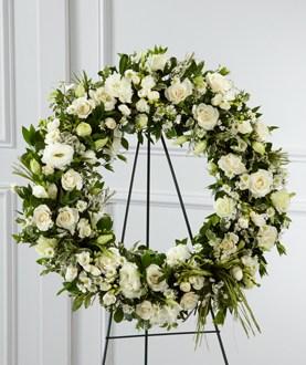 The FTD® Splendor™ Wreath