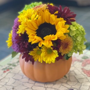 Fall Harvest flower special