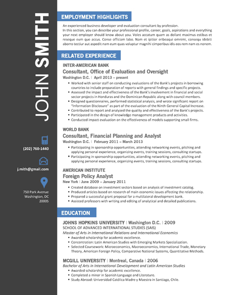 office template cover letter