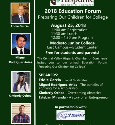 2018 Education Forum