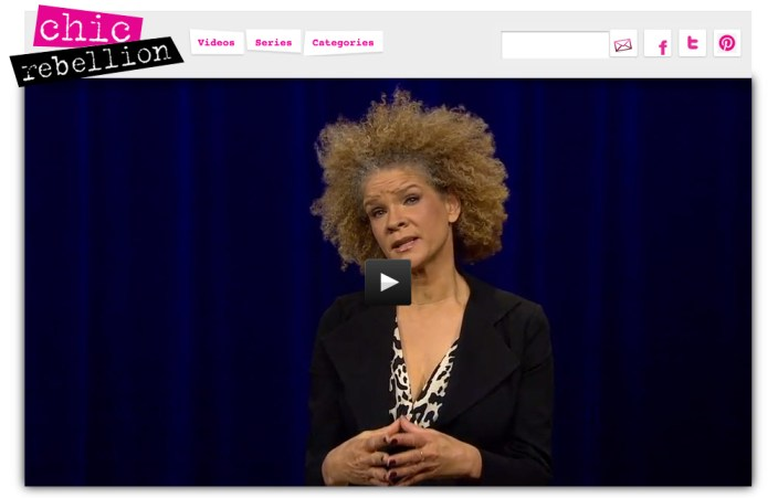 Chic Rebellion: Michaela Angela Davis