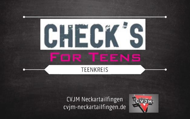 Checks for Teens Logo