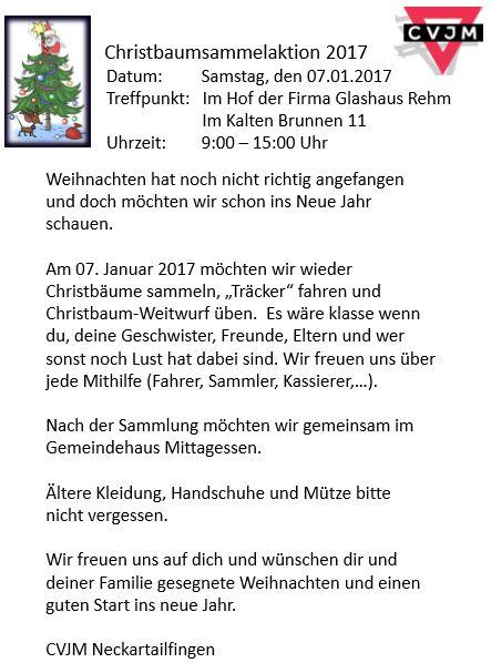 CVJM Neckartailfingen