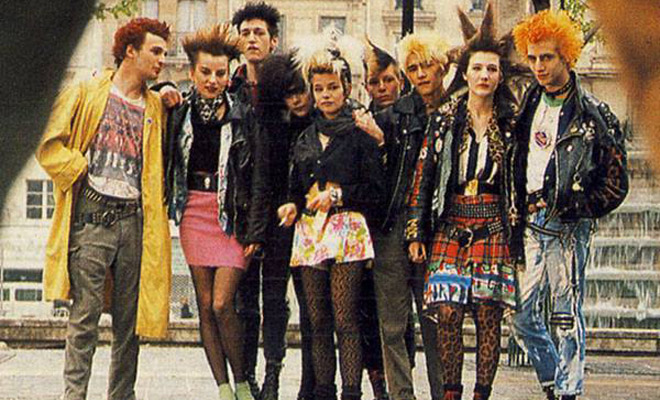 Image result for 70s punk