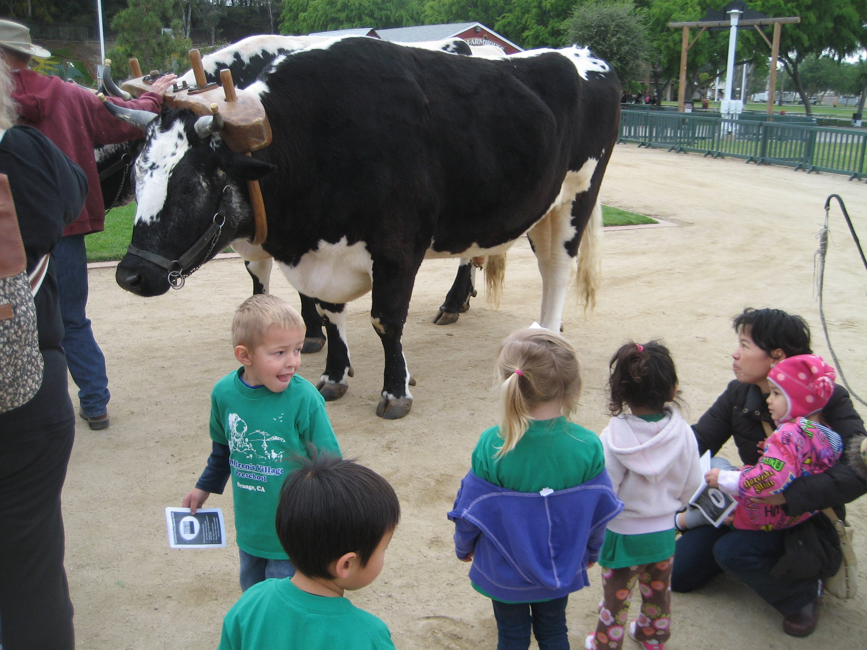 Preschool Field Tip To Centennial Farms