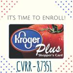 Support CVRR When You Shop At Kroger!