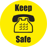 UCH is a Keep Safe venue helping vulnerable residents in Essex to feel safer and more confident out in the high street or town centre