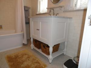 Turn of the century bathroom restoration