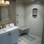 Minneapolis, MN walk in shower project, MN walk in shower company, Bathroom remodeling MN
